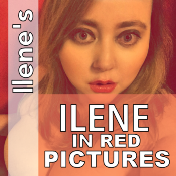 On NiteFlirt Buy Ilene In Red Pictures by Sensual Ilene