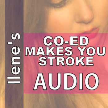 On NiteFlirt Buy College Girl Makes You Stroke MP3 by Sensual Ilene